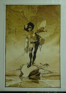 Femme pirate Vatine