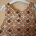 N° 10: robe trapèze- 5 euros