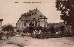 esnes_chateau_avant_bombardement