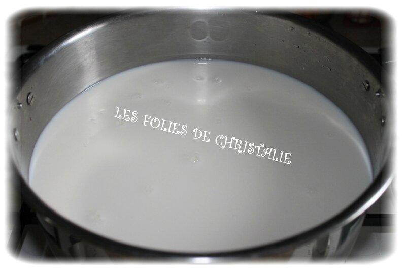 Ecrémage du lait 1