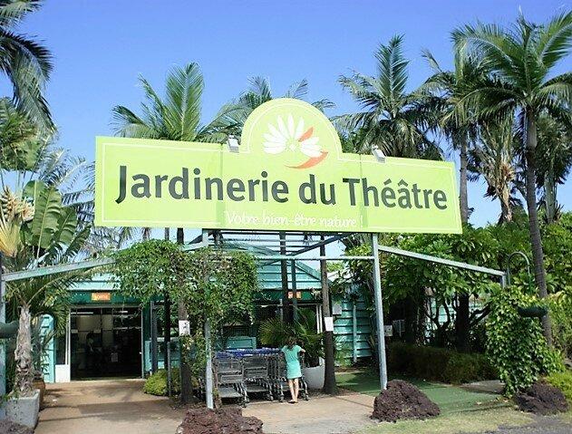 ST-GILLES LES HAUTS - Jardinerie du Théâtre 1/4 - Chanson - Blagues - Recette