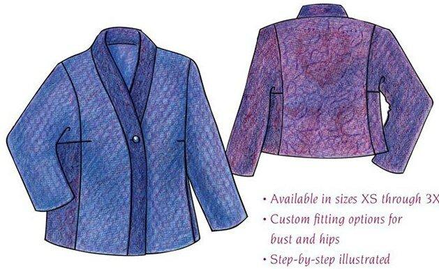Fit For Art - Tabula Rasa Jacket
