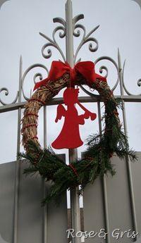 couronne sur portail