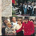 World children's congress, heal the world soutient les nations unies - black & white n°14, juin 1995