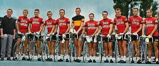 4) Ward Sels Solo Superia Tour 65
