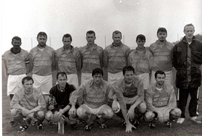 1998-1999 Séniors B