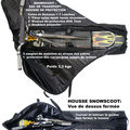 Housse snowscoot (2) : 130 euros (Know How)