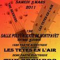 Samedi 5 mars, the seekers en concert salle des fêtes de montfavet