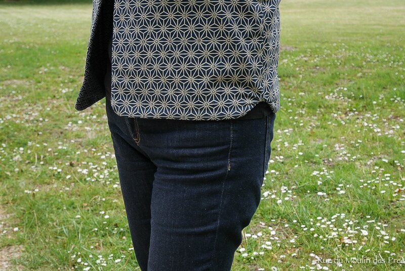 Quilted Vest Purl Soho 03