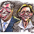 Bonnie and clyde, procès balkany