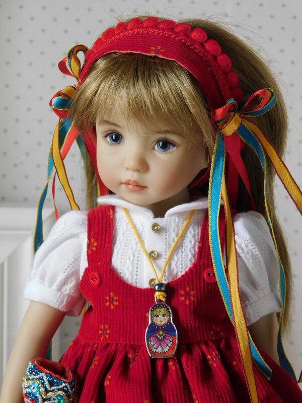 Mes poupées russes...