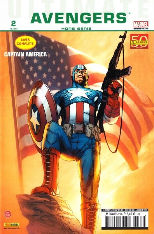 ultimate avengers hs 02 ultimate captain america