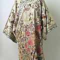 Coat, 1800–1943, chinese, silk, metal