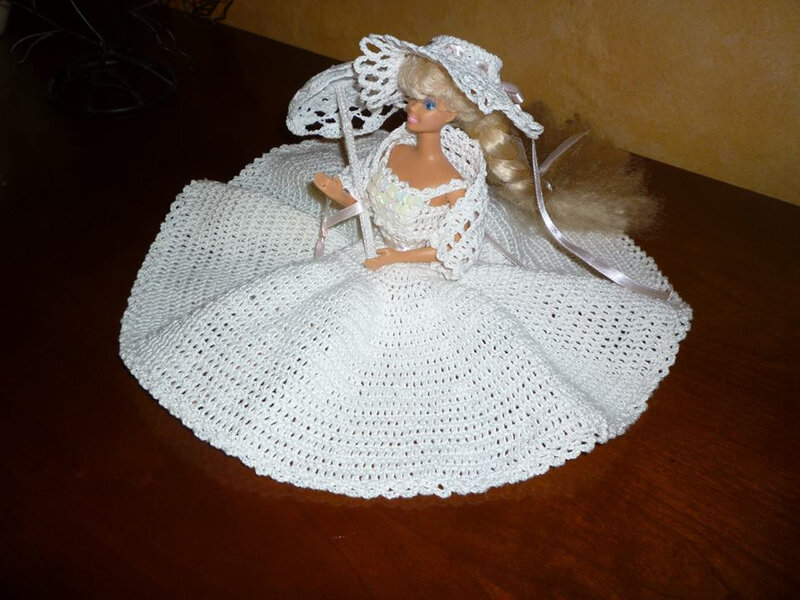 Petite robe de barbie