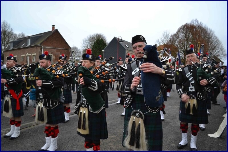 Le Samarobriva Pipe Band