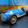 La talbot monoplace gp 26c de 1948 (cité de l'automobile collection schlumpf à mulhouse)