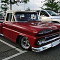 Chevrolet c10 stepside custom-1960