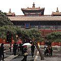 Vallée des tombeaux Ming