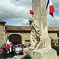 Commémoration 2014 du 8 mai 1945
