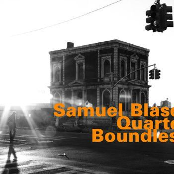 Samuel Blaser - Boundless cd cover