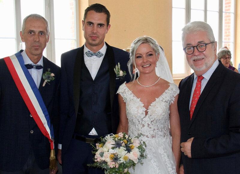 MARIAGE MAXIME ET SOPHIE MONT SAINT-JEAN 2019