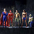 La justice league by georges miller