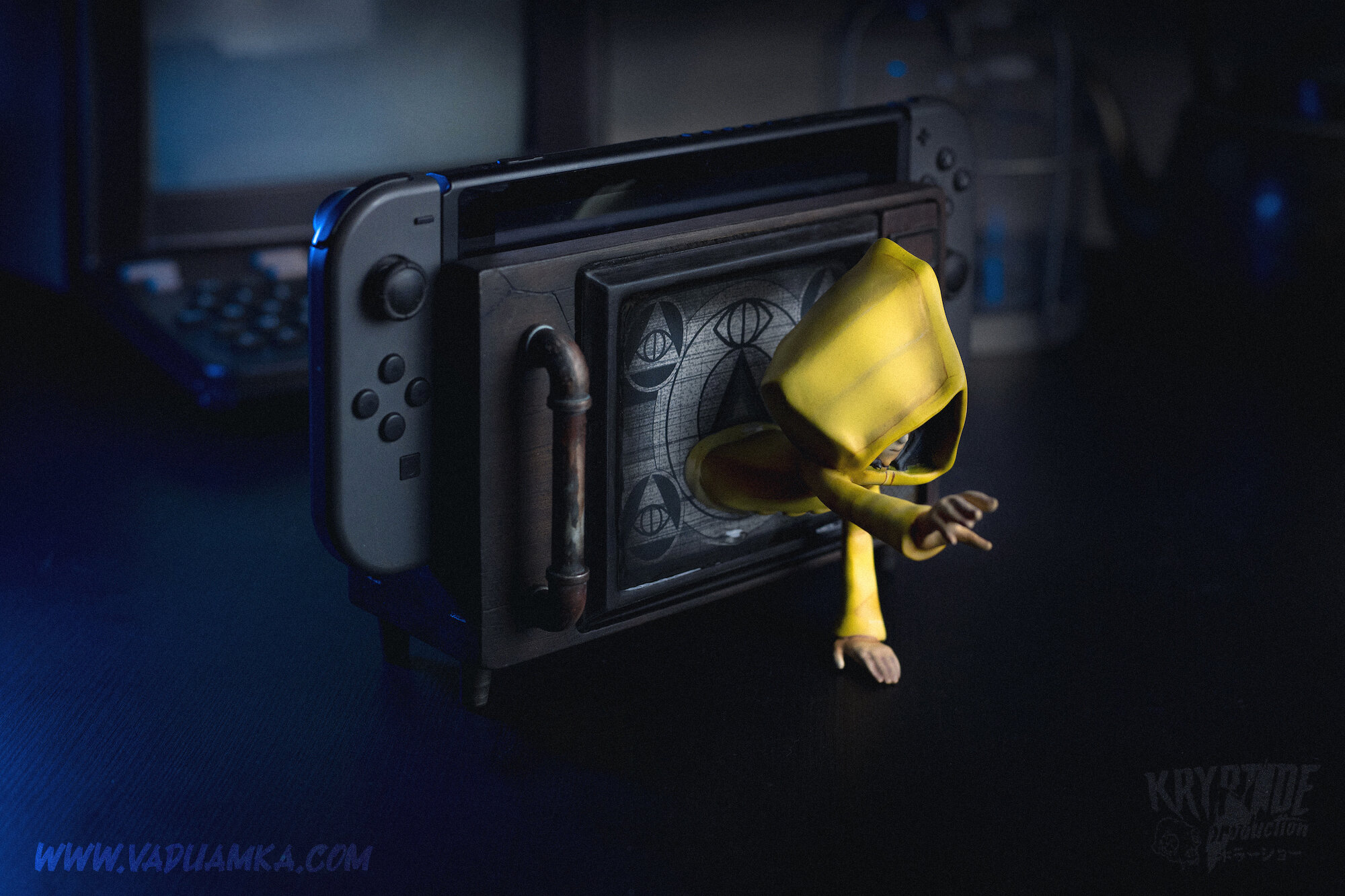 Dock Nintendo Switch : Little nightmares 2 TV version