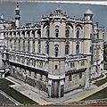 St Germain en Laye - le chateau - datée 1961