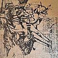art contemporain MAGHREB MOYEN-ORIENT œuvre