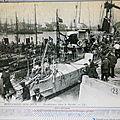 La Grande Guerre (14-18) à Boulogne sur mer