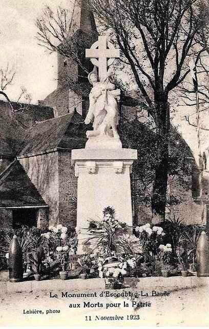 Monument Escoublac laBaule