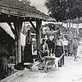 le lavoir - Issigeac - Dordogne
