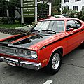 Plymouth duster 340 fastback coupe-1972