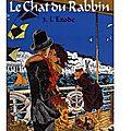 ~ le chat du rabbin, tome 3 : l'exode - joann sfar