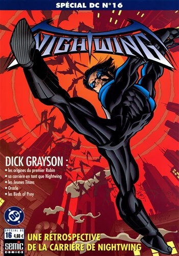 semic special DC 16 nightwing