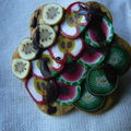 broche fruits