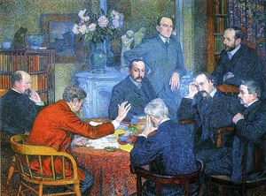 800px_Theo_van_Rysselberghe__A_Reading_by_Emile_Verhaeren