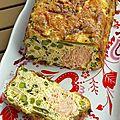 ...terrine au saumon et légumes verts... (facile, rapide)