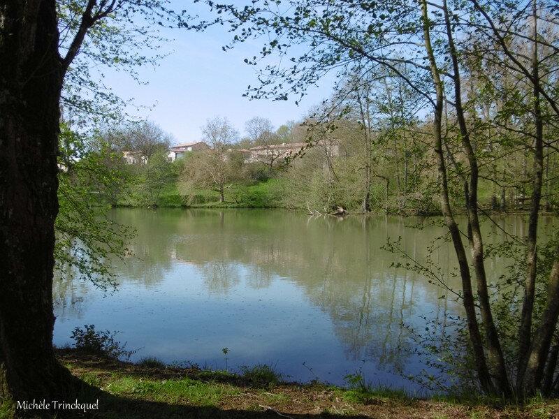 Lac du Lambon 180418
