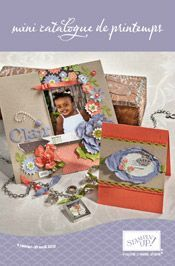 mini catalogue printemps 2012