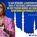 Valérie pécresse fera sa campagne dans les mosquées