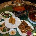 Repas d'entreprise à la chinoise