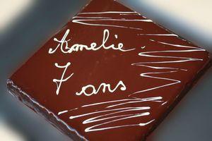 gateau chocolat 3 textures