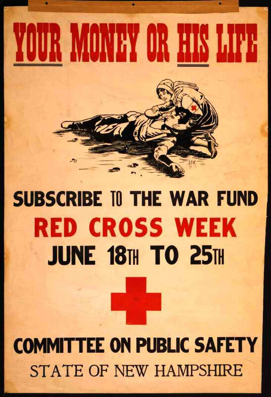 Red cross Your money