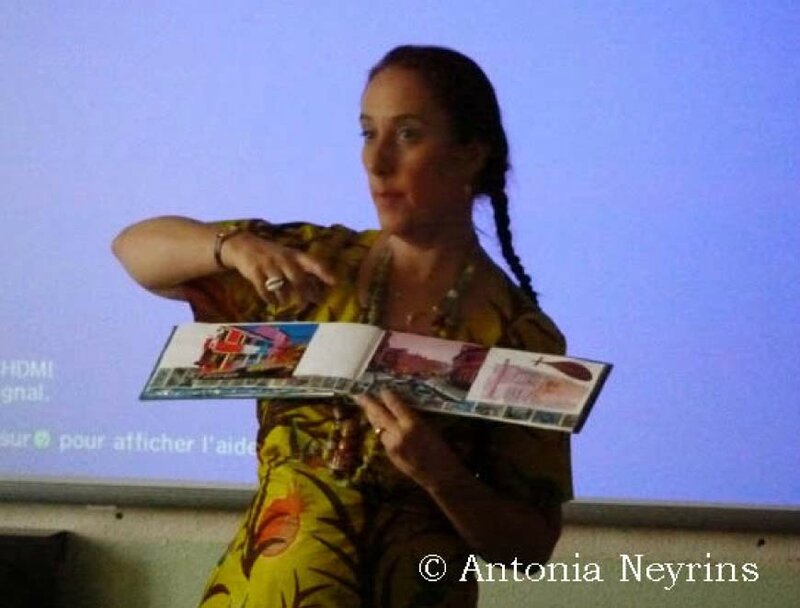 Antonia blog