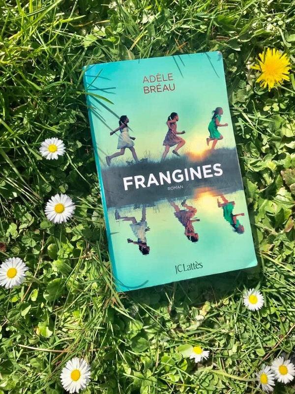 J'ai lu : Les Frangines d'Adèle Bréau