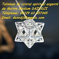 Puissant collier spirituel tibétain du maitre medium dazodji