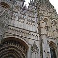 Rouen : la cathédrale