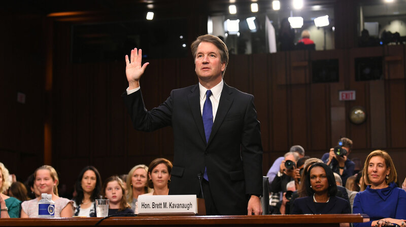 Brett Kavanaugh confirmation 1