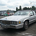 Cadillac sedan deville 4.1 v8 avec continental kit 1990